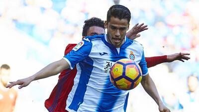 En fotos: el Espanyol, con Diego Reyes, paseó al Osasuna en la jornada 24 de La Liga