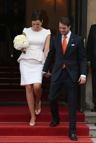 La boda del príncipe Félix de Luxemburgo fa5494a61e3d42308eeaa8bc1b36540...