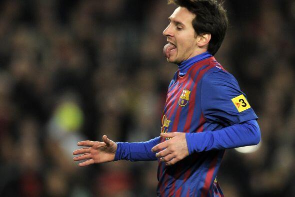 No, pero no hablamos de 'La Pulga' Lionel Messi.