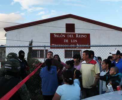 Huyendo de casaLos históricos sucesos de Ciudad Juárez han provocado que...