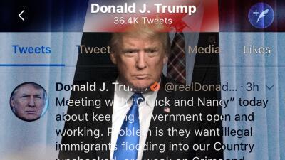 Obama y Kate Perry pierden 2 millones de seguidores, Trump 300,000: ¿qué pasa con Twitter?