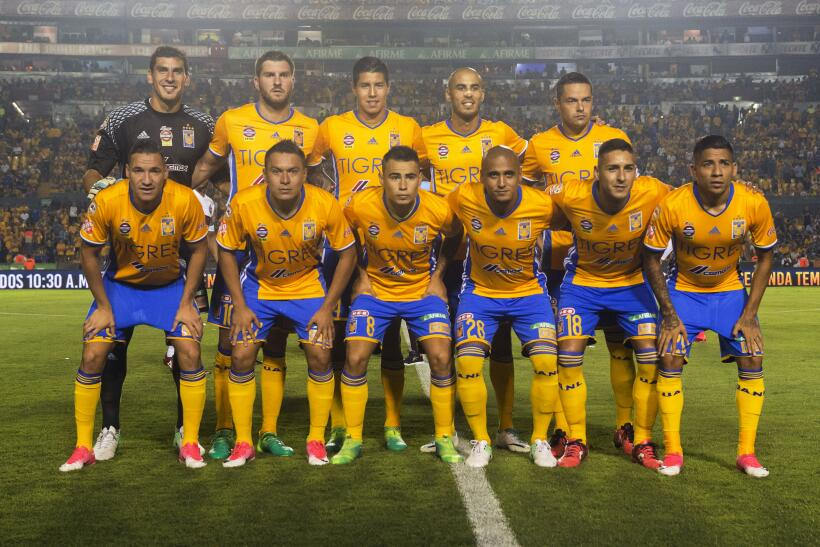 Los Tigres silenciaron los ladridos de los Xolos con 2-0 en el Volcán 20...