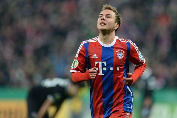 En el lugar número 20 del Ranking se encuentra el jugador del Bayern Mún...