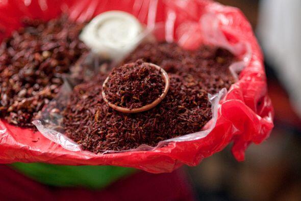 En algunas regiones, como Oaxaca, es muy común pedir 'bolsita' de chapul...