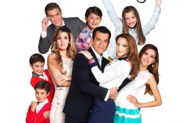 Mi Corazón Es Tuyo, bajo la producción de Juan Osorio.
