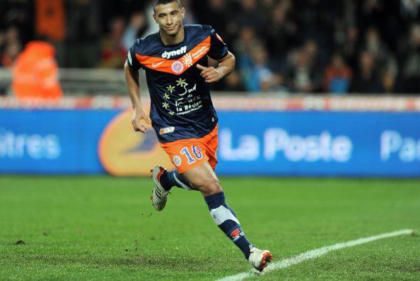 El sorprendente campeón nacional francés, el Montpellier, espera conserv...