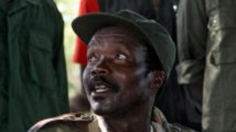 El Ejército de Uganda estrechó el cerco en torno al rebelde ugandés Jose...