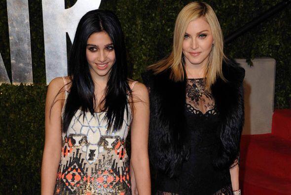 Madonna con Lourdes. Mira aquí los videos más chismosos.