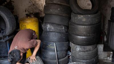 Goodyear cierra en Venezuela y sus trabajadores recibirán neumáticos como parte de su liquidación