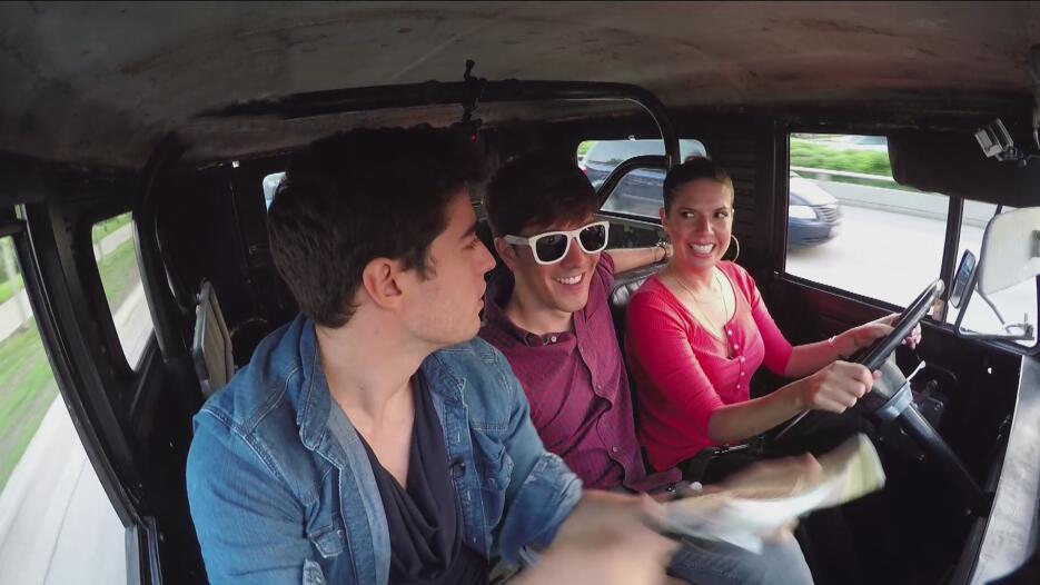 Danilo, Fernanda y Roger nos llevaron a la histórica ciudad de Chicago,...