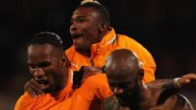 Costa de Marfil es el equipo africano mejor rankeado.