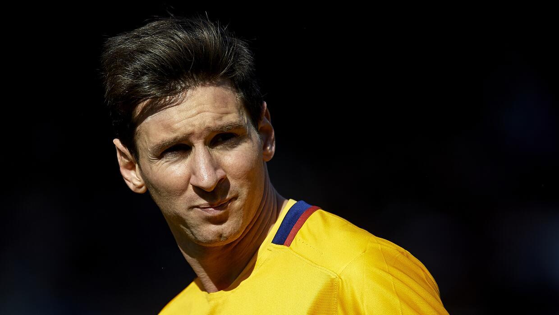Messi se hará prueba por problemas renales