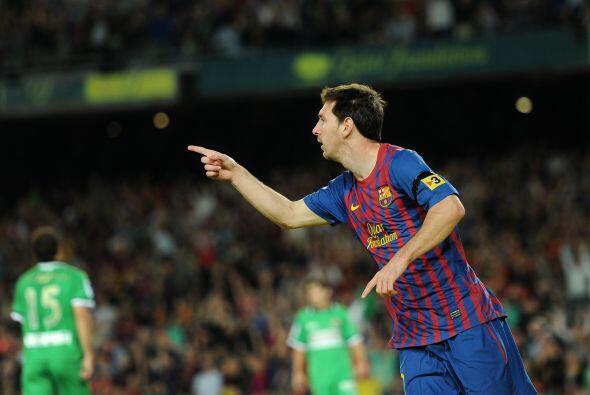 Barcelona no bajó el nivel mostrado en fechas anteriores y con gran reci...