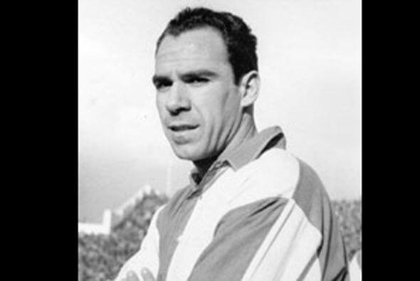 Telmo Zarra había anotado 251 goles en 277 partidos, todos con el Athlet...