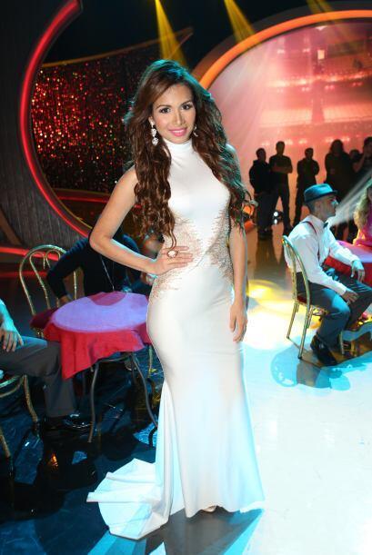 Marisela Demontecristo se despidió de la corona de Nuestra Belleza Latin...