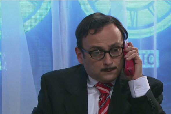 Cipriano se quedó pasmado por la noticia, pues es gran admirador de Mart...