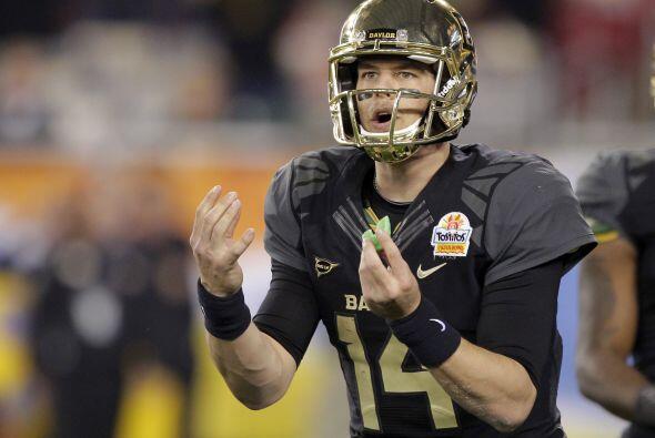 4. Bryce Petty, Baylor (AP-NFL).