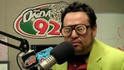 Todo el equipo de Univision Radio Fresno se prendió con el 'Gangnam style'.