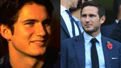 Frank Lampard en imágenes: el final de 21 años de carrera profesional