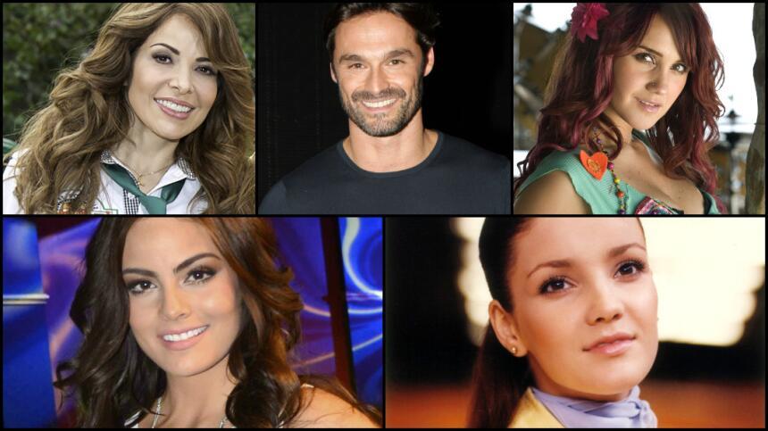 21 actores que fracasaron como protagonistas de telenovela