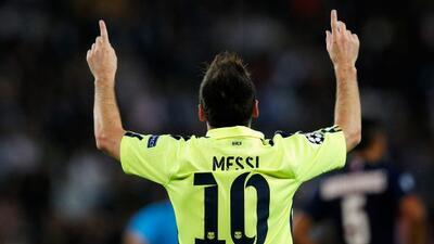 El momento en el que el argentino igualara el mítico récord de Zarra val...