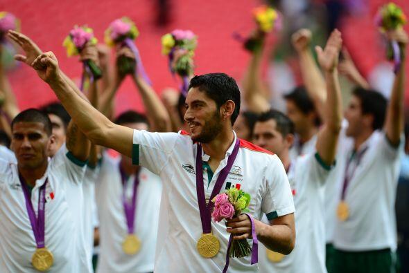 Jesús Corona  fue el portero titular del Tri Olímpico, tras consagrarse...