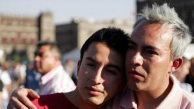Los matrimonios entre homosexuales fueron aprobados en el DF hace meses.