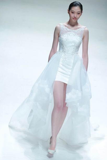 Sin duda un agasajo para todas aquellas que aún buscan su vestido ideal.