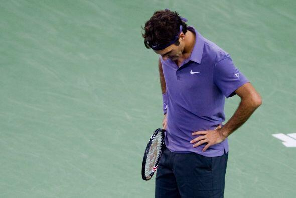 Andy Murray se impuso con contundencia al suizo Roger Federer por 6-3 y...
