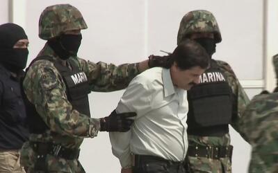 """El arresto y traslado de Joaquín """"El Chapo"""" Guzmán"""