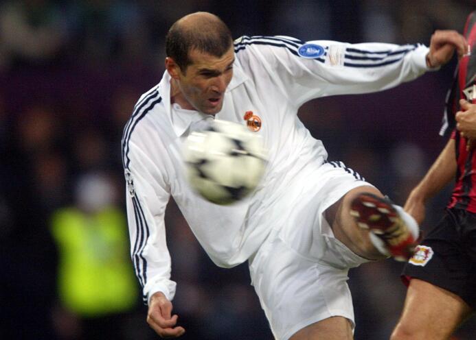 Enhorabuena, Míster Merengue Zinedine Zidane GettyImages-51667627.jpg