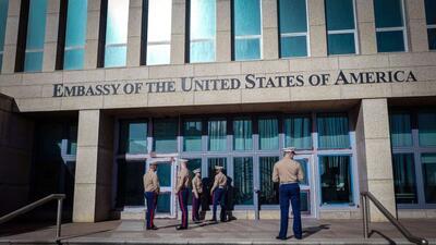 EEUU cierra permanentemente su oficina en Cuba para asuntos migratorios