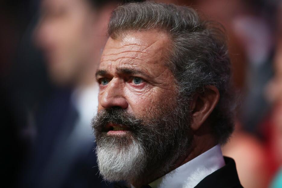 salud alcoholicos Mel Gibson