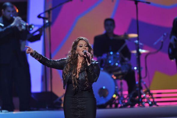Y con sus números musicales brilló como ninguna otra estrella. 'La Diva...