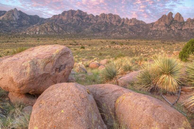 Organ Mountains-Desert Peaks (New Mexico)