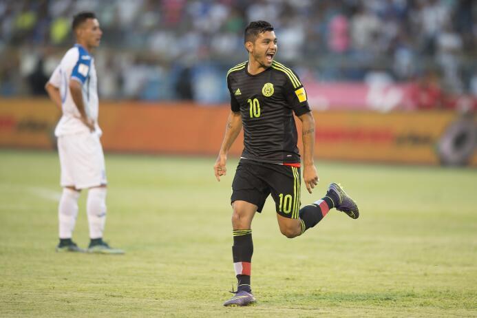 Calificamos a los equipos Honduras-México
