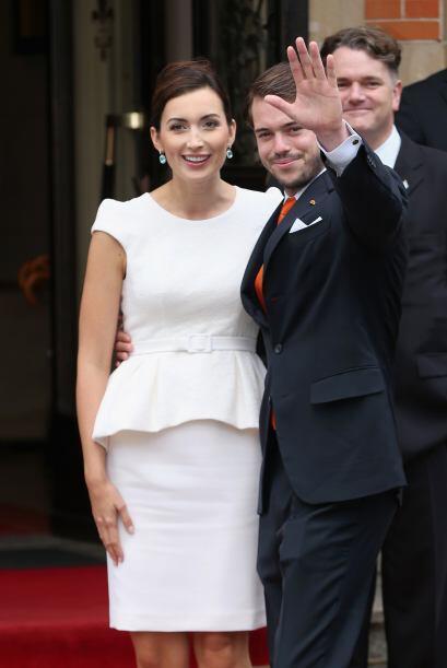 La boda del príncipe Félix de Luxemburgo 407516ea9a5e446786bb96b92a1d775...