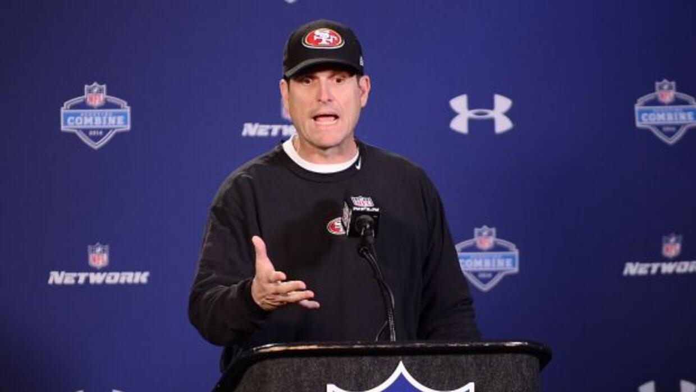 Los rumores de lo que hubiera sido la salida de Jim Harbaugh de 49ers ha...