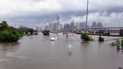 In photos: Houston under water with no end in sight to rains from Harvey