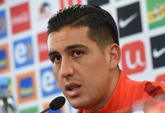 Enzo Roco (Chile): el defensa del Cruz Azul no sumó minutos ni ante Ecua...