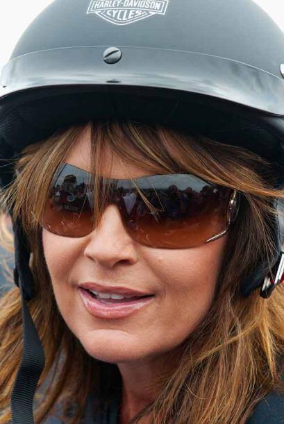 El carácter patriótico de la jornada lo que llevó a Palin, a dar el pist...