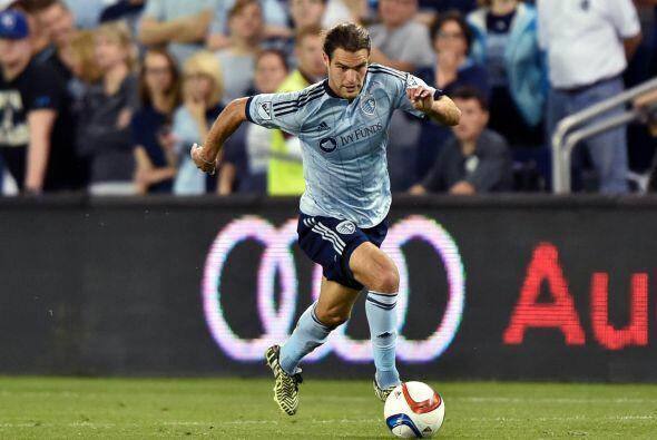 MED - GRAHAM ZUSI (Sporting KC) | Puso dos de los cuatro goles de su equ...