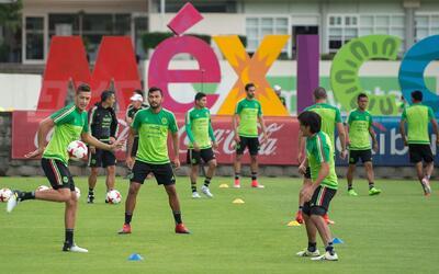 México solicitó una prórroga para dar la lista final para la Copa Oro