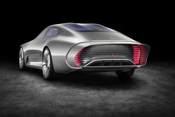 Lo más novedoso del prototipo es su carrocería activa, capaz de cambiar...