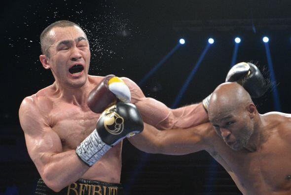 Hopkins fue mejor toda la pelea.