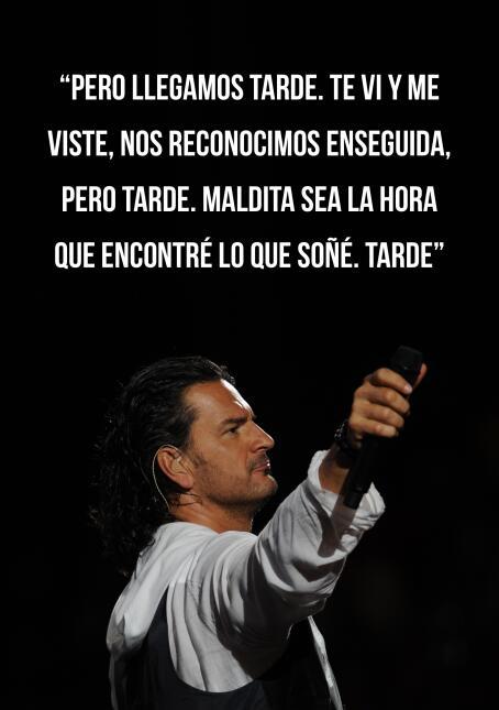 Ricardo Arjona frases