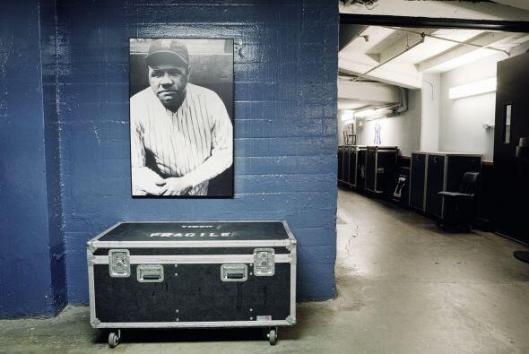En el béisbol la referencia es Babe Ruth, la estrella de los Yanq...