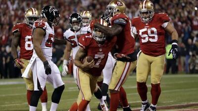 San Francisco es el octavo invictado a la postemporada en la NFL (AP-NFL).