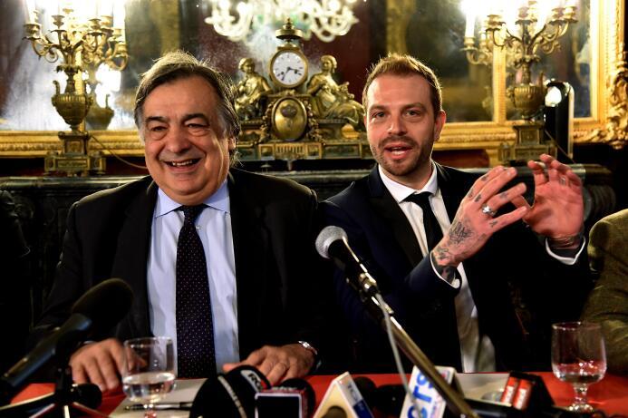 'Me tatuaré la cara si el Palermo se salva' GettyImages-650239624.jpg