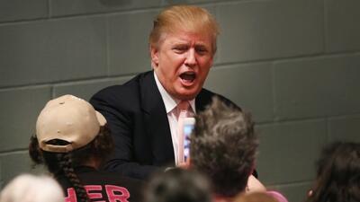 Donald Trump quiere deportar a todos los indocumentados